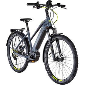 Conway eMC Powertube 727 Elcykel MTB Hardtail Trapez grå